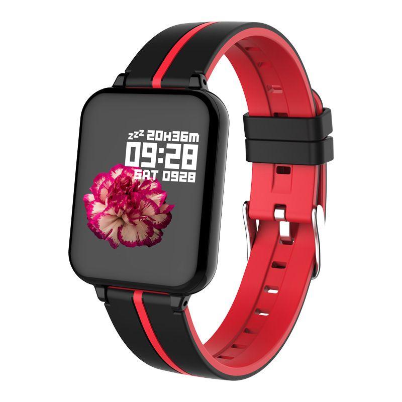 relógio inteligente de alta qualidade para Android IOS telefones inteligentes pulseira esporte relógio smartwatch impermeável de Fitness Rastreador relógio inteligente para o exterior