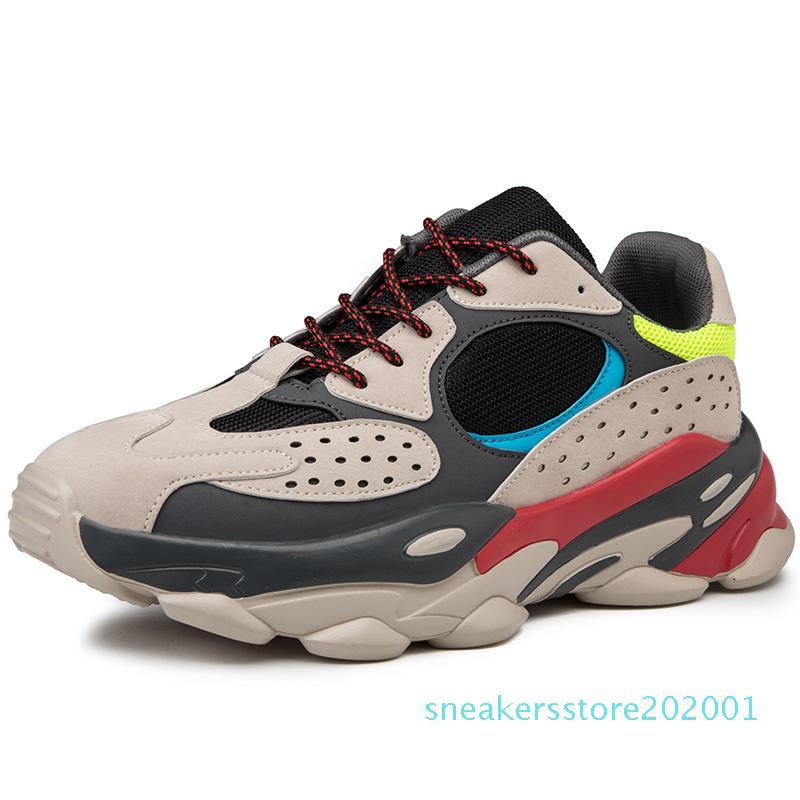 2121 Harajuku Осень Винтаж кроссовки мужчины дышащая кожа Повседневная обувь Мужчины Kanye West Мода Тенис Adulto Кроссовки Мужчина для S01