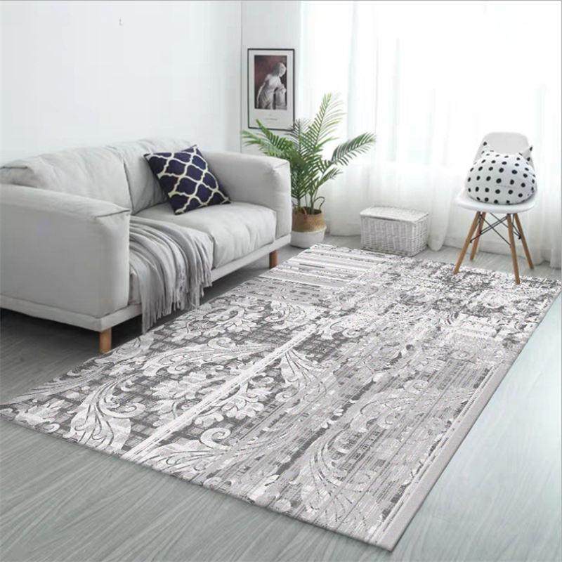 Rugs And Carpets For Home Living Room Nordic Abstract Striped Plaid Floral Grey Rugs Bedroom Rug Living Room Table Accessories Dalton Carpets Mowhawk Carpet From Williem 19 83 Dhgate Com