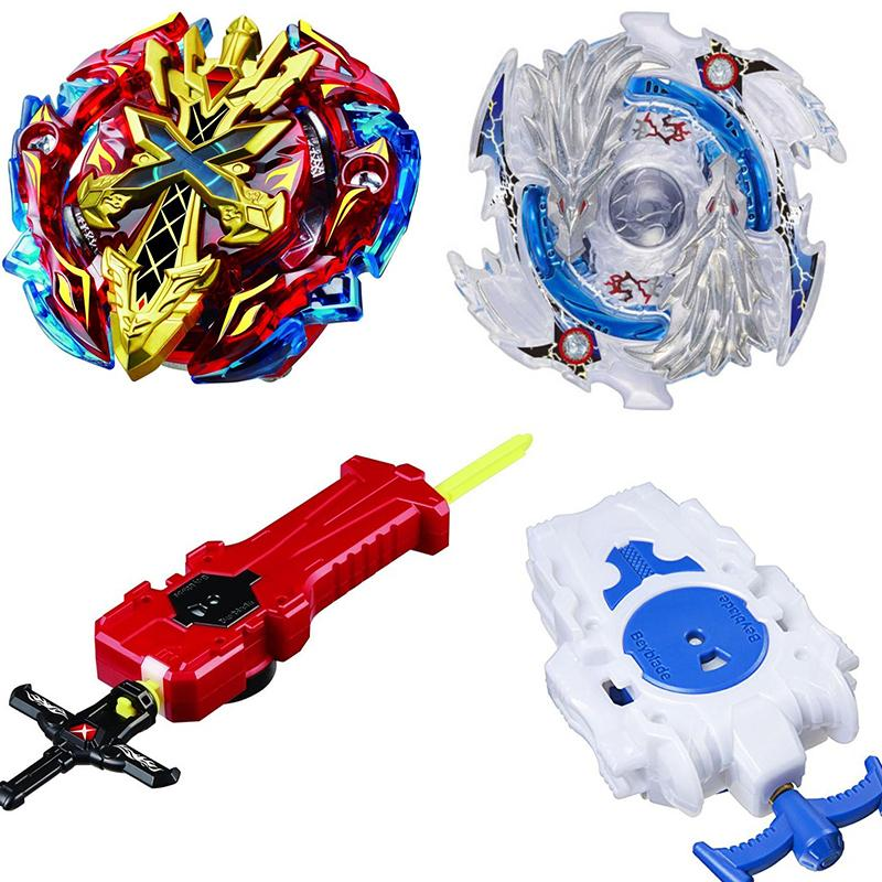 New All Models Launchers Beyblade Burst GT Toys Arena Metal God Fafnir Spinning Top Bey Blade Blades Toy