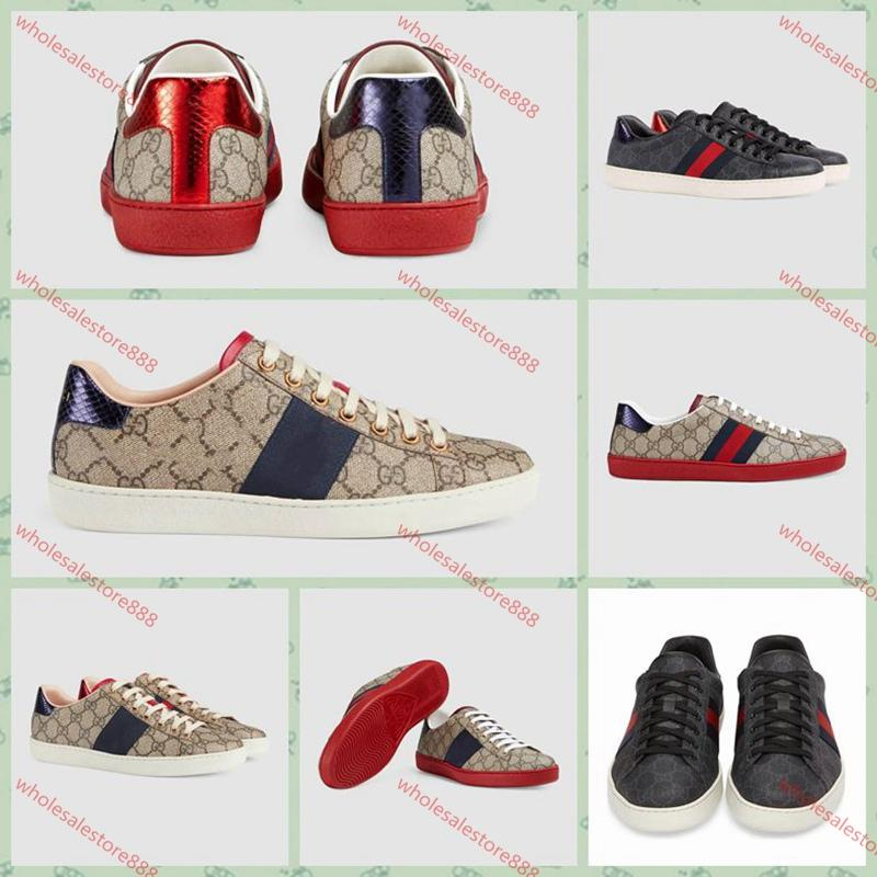 Gucci Tasche Rhyton Retro Los Angeles Melek Nedensel ShoesSports Chaussures zapatos Running Yüksek üst Tiger Spor Erkek Spor Ayakkabılar Sneakers yazdır