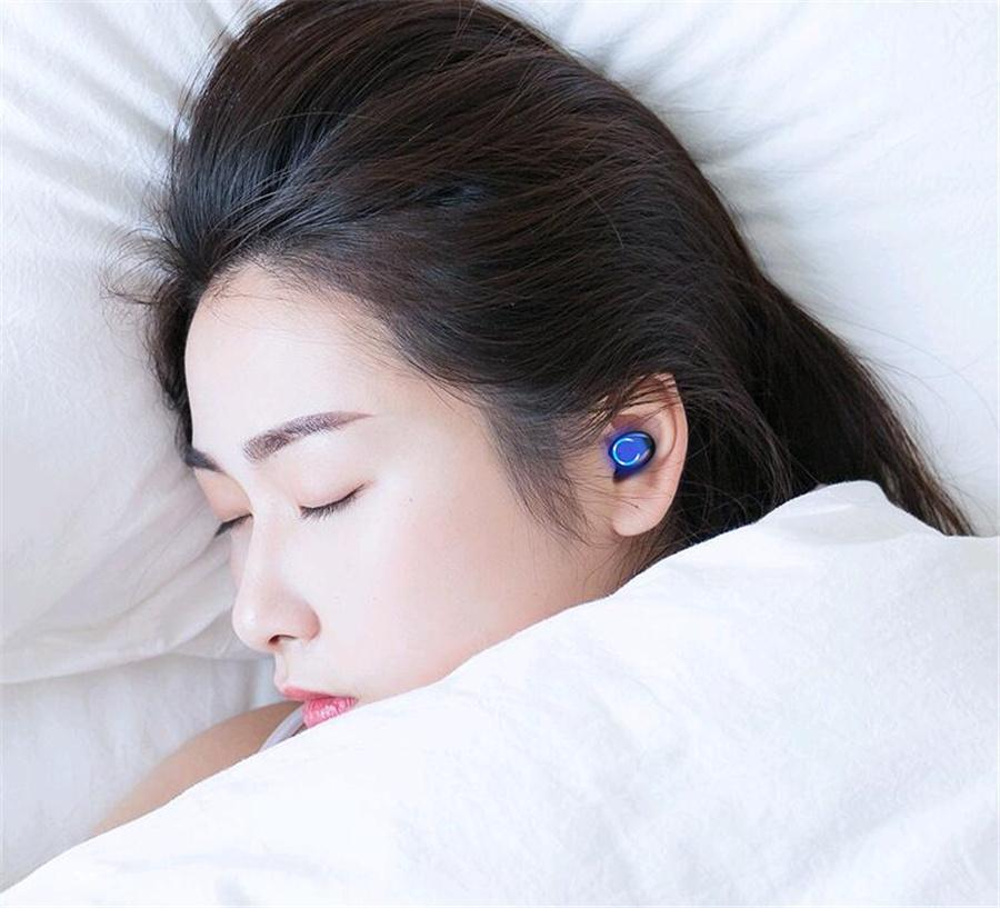 Top Quality K10 Tws Hifi Bluetooth 5.0 Earphones Mini Wireless Earbuds Sport Noise Cancelling Headphones Headset For Phone Android-3 #OU972