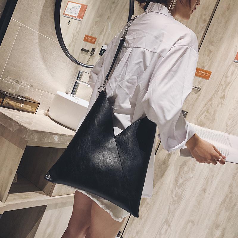 2019 Kadın Çantalar Çanta Büyük Kapasiteli Omuz Çantaları Kadınlar Moda Çanta Kadınlar Omuz