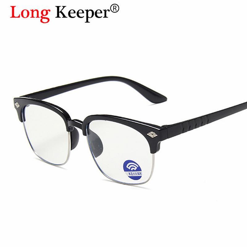 Computador crianças Óculos Anti-azul As meninas Meninos Óculos Anti Light Blue Óculos Optical Eye Spectacle UV bloqueio Eyewear Rivet
