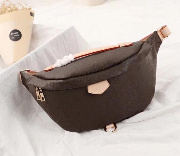 Hot moda estilo Bumbag Cross Body Bag OmbroWaist Bags Temperamento Bumbag Cross Fanny Pack Bum Sacos de Cintura 43644 Frete Grátis