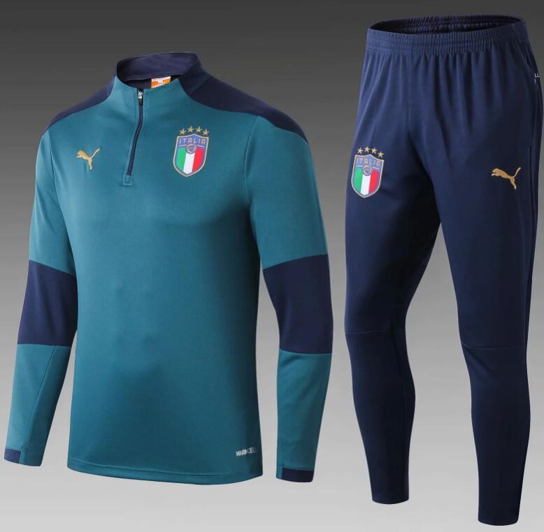 Survêtement training Italie Football S M L XL
