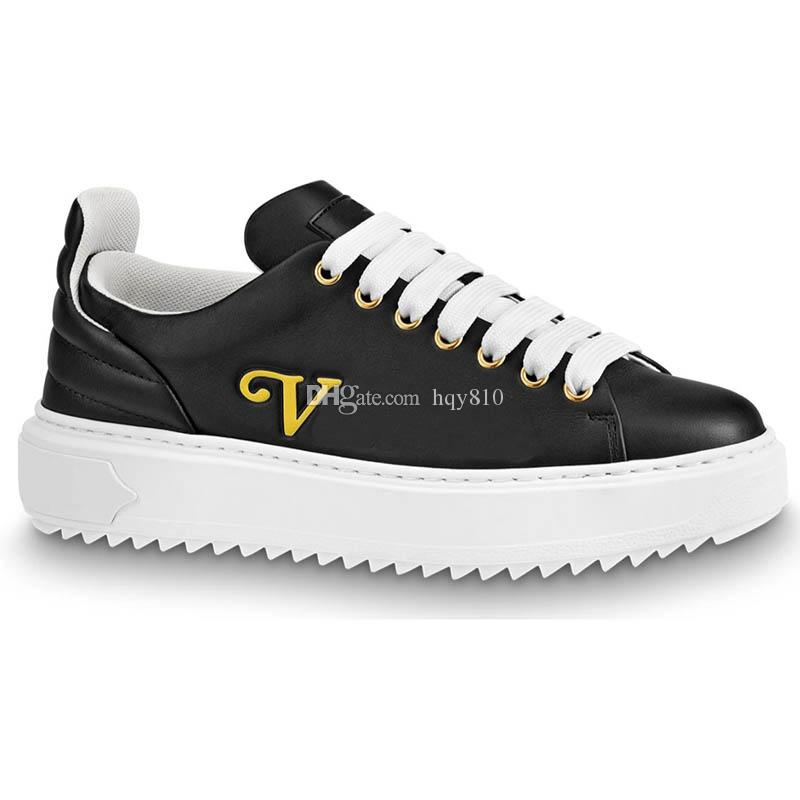 women casual shoes Luxury fashion Brand Designer sneakers genuine leather Designer shoes size 35-41 model HY0614