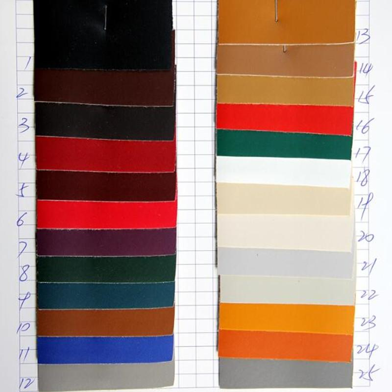 1.2mm 25colour Artificial Paint Leather pu fabric Flexible trousers jacket Dance Costume diy home textiles fabric one yard sofa D133