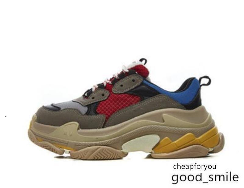 2019 neue Ulzzang Harold Joker, alter Mann Schuhe, Paar Freizeitsportschuhe ins Super Feuer Netz rot hässliche Schuhe 33-44 DHL c10