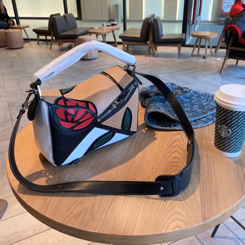 Женщины сумка высокое качество плеча сумки размер 25 * 19 см изысканный подарочная коробка WSJ039 # 111974 kids04