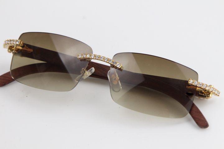 2020 Verres de qualité Mode 8200757 Édition limitée Vente de lunettes de lunettes Highless Highless High Lunettes de soleil Big Male et Femelle Gndmn