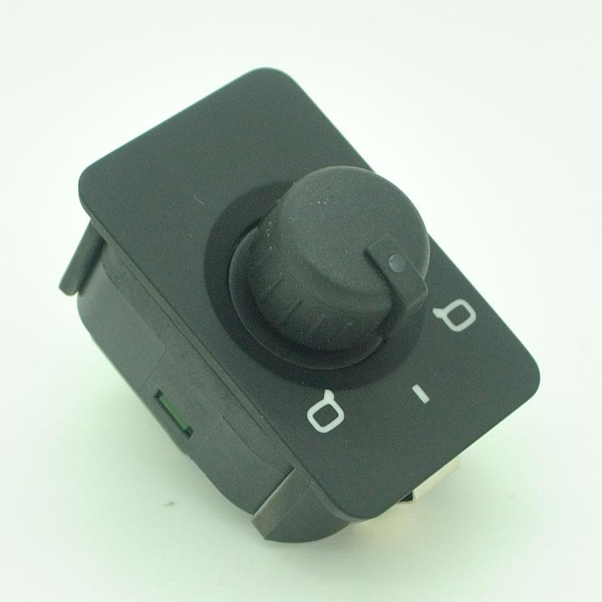 ELECTRIC Side Mirror Switch Control Knob Button For Audi A3 A6 C5 4B0 959 565A/4B0959565A