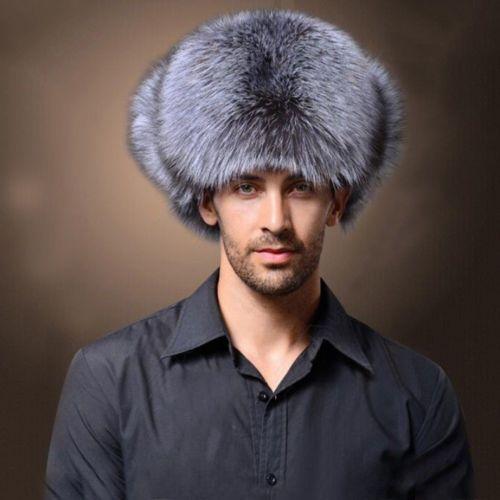 Sports d'hiver homme réel fourrure de raton laveur en cuir d'agneau russe cosaque Trapper Chapeaux de fête