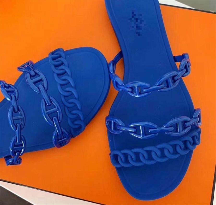 2020 Beach Le donne di moda Scarpe Snake Totem antisdrucciolevoli esterna Pistoni Pistoni parte inferiore piana Mujer signore Pantofole Pantofole # 753