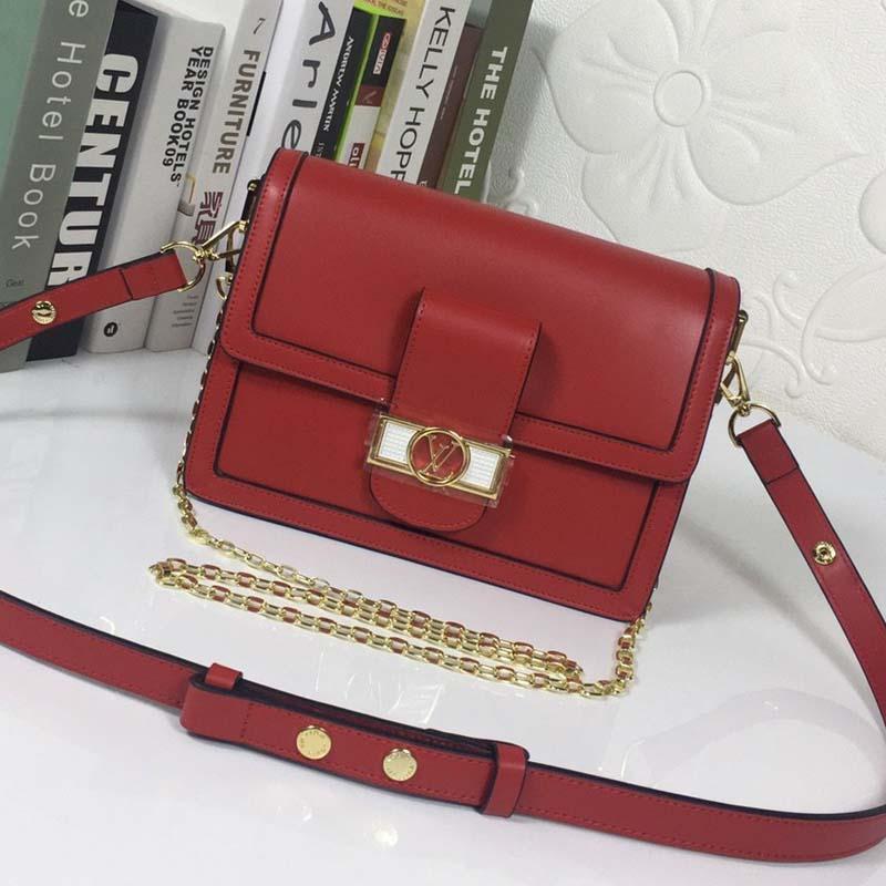 2020 sac à main de luxe de femme de mode chaud de haute qualité sac d'épaule chanter limitée classique portefeuille de sac N: L55735-1