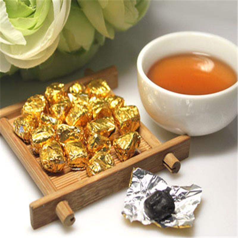 Preferencia 30g té de Puer de Yunnan cocido maduro de Puer té orgánico de la crema Negro Natural Pu'er Bloque árbol viejo