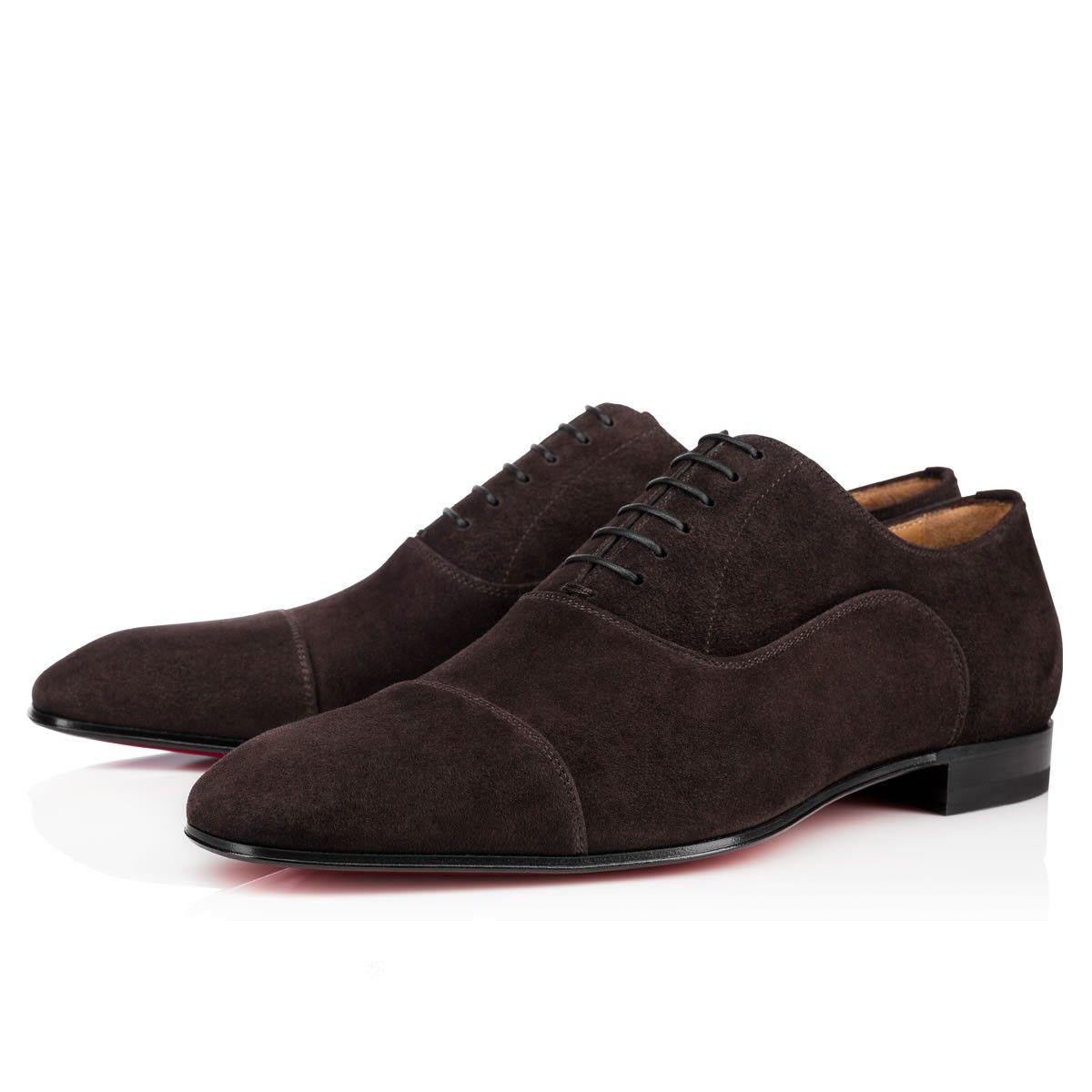 Sıcak Satış-ss Greggo Orlato Düz, Moda Kırmızı Alt Oxfords Ayakkabı, Açık Erkekler Rasgele Yürüyüş Ayakkabı
