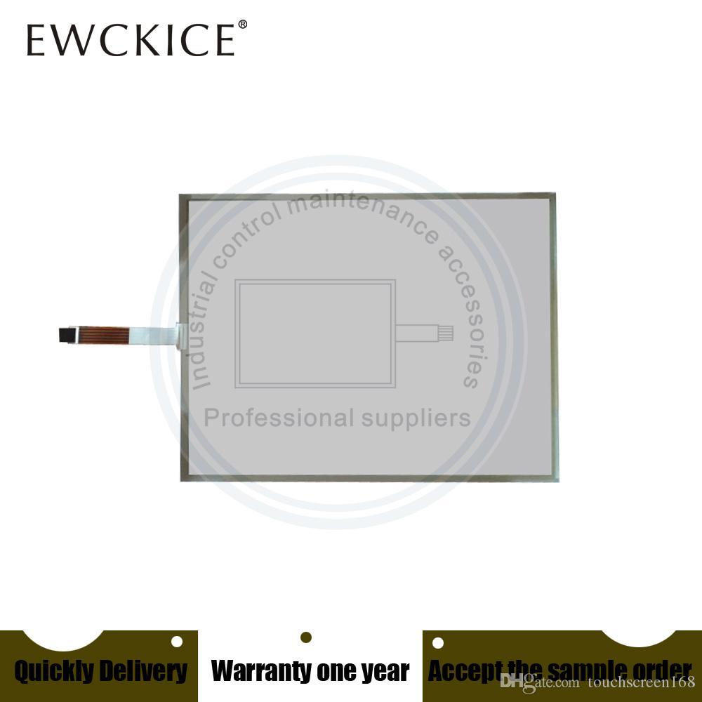 Orijinal YENİ E218928 A09L015781 PLC HMI Sanayi dokunmatik ekran paneli membran dokunmatik