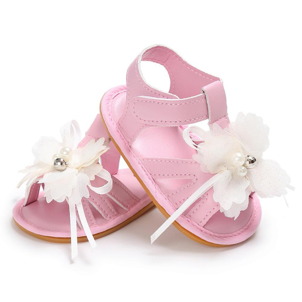 MUQGEW Baby Girl Princess Step Shoes