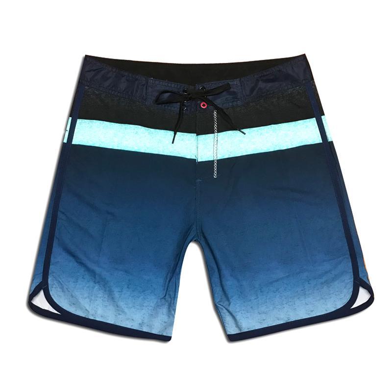 Pantalones cortos para hombres Tallas de baño Traje de baño Traje de baño Impreso Beachwear Board Secar rápido Trunks Troncos de natación de surf Desgaste de surf Correr Corbata Deportes
