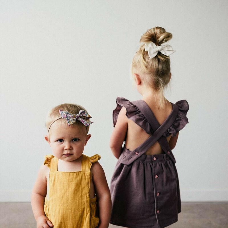 2pcs Bow Hairpin pour enfants Kid fille adolescents Bows Big Hair Knot Barrettes filles bébé Tout-petit serre-tête Ensembles Couvre-chef