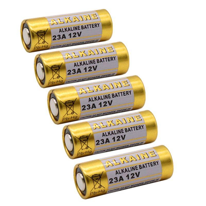 50PCS الكثير 1 23A 12V البطارية A23 E23A MN21 MS21 V23GA L1028 القلوية Trocken بطارية للأزياء الساعات على مدار الساعة كنترول عن بعد