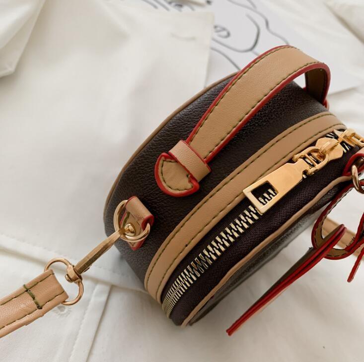 2020 sacs à main pour femmes concepteur de luxe sacs à main femmes mini-sacs à bandoulière mini-rond sac bandoulière fille sacs joker