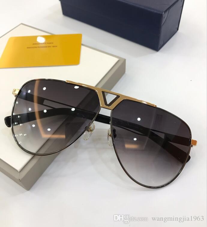 New alta qualidade 2.314 homens óculos de sol homens vidros de sol mulheres óculos de sol estilo de moda protege os olhos Óculos de sol lunettes de soleil com caixa
