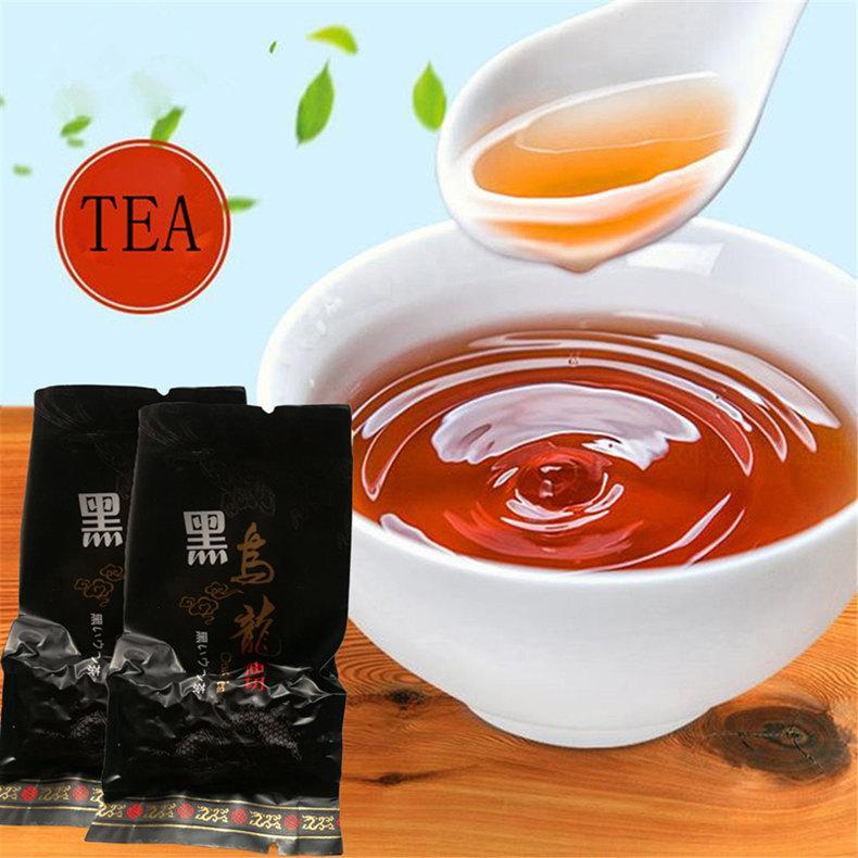 75g chinois organique Oolong Thé 10 Petits Sacs Noir Oolong thé cuit Tieguanyin sain vert alimentaire Promotion