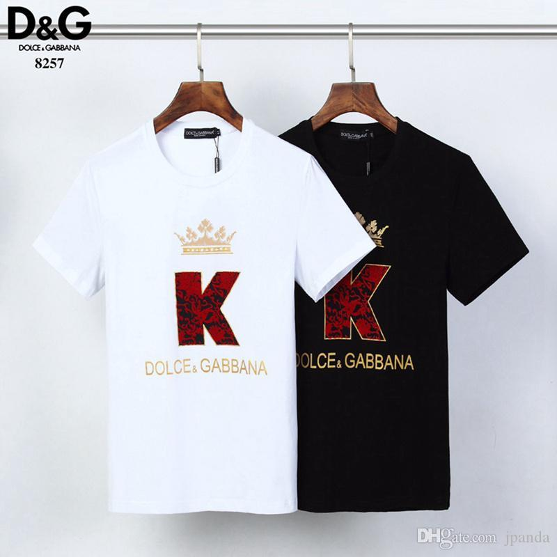 20SS Yaz T-shirt Tasarımcı tişört Erkek Lüks Boş tişört Yüksek Kaliteli Baskılı Desenli Pamuk Kadın atletler Ücretsiz Mail L35