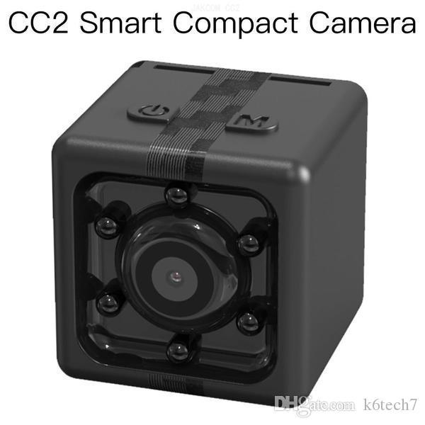 Câmera compacta JAKCOM CC2 Venda quente em filmadoras como as menores mochilas de câmera para animais de estimação