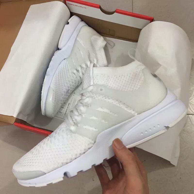 Presto Güzel Örgü Nefes Presto Blackout Ucuz Sneaker Kırmızı Lacivert Üçlü Beyaz Siyah Sonbahar Ayakkabı