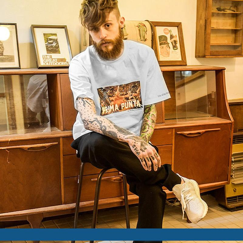 Hommes en gros-Fashion Designer T-shirts Hip Hop Hommes T-shirts Rétro Casual Hommes Femmes Cartoon Imprimer manches courtes Taille S-3XL