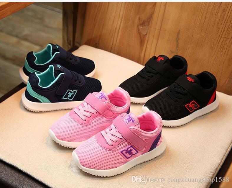 Sonbahar ve 2018 Kış Yeni Kids'Shoes