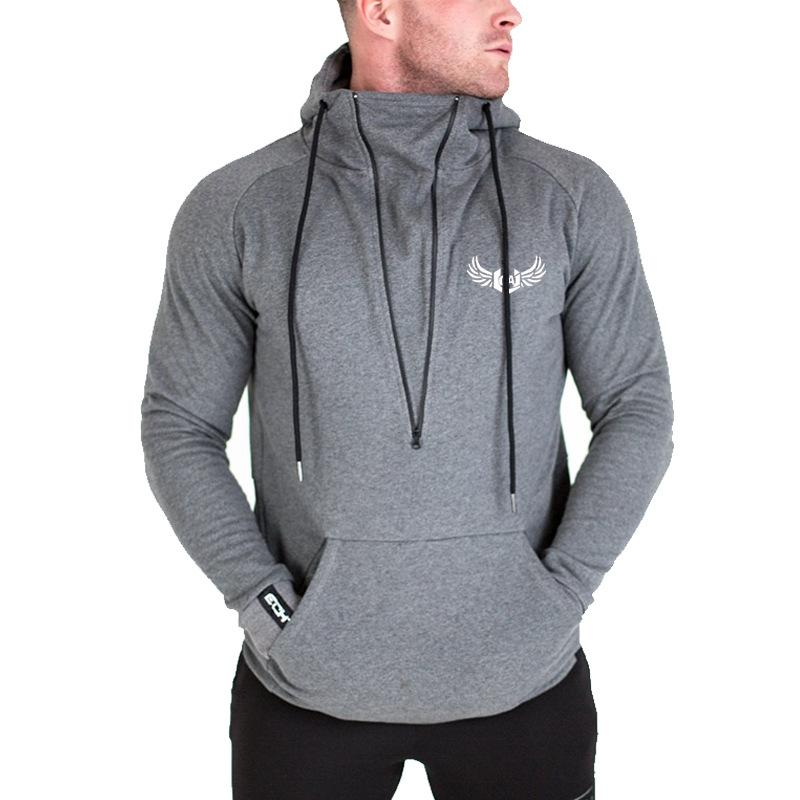2019 Spring New Clothing thin sports hoodie outdoor sports Clothes