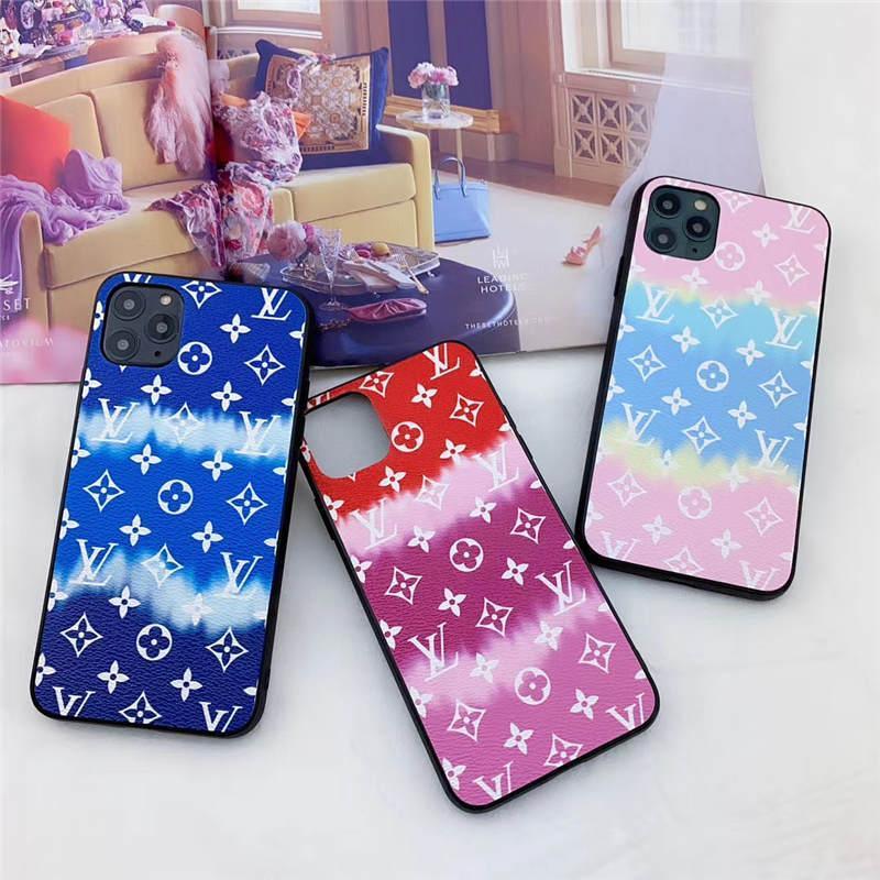 2020 custodia in pelle estate spiaggia serie del progettista di lusso In iPhone11 Pro XR XS Max X 8 Samsung Galaxy S9 Note9 S10E S10 note10 più