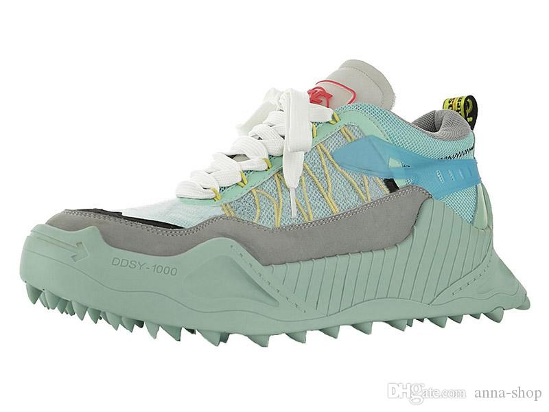 Mens ODSY-1000 Freccia scarpe da tennis per gli uomini di addestratori delle donne Running Shoes Scarpe da ginnastica di Donne Uomo Sport Scarpe maschile trainer Donna Sneaker