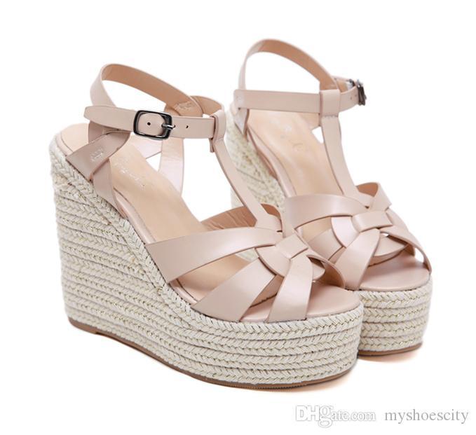 Sexy Designer Sandals Ladies Wedge