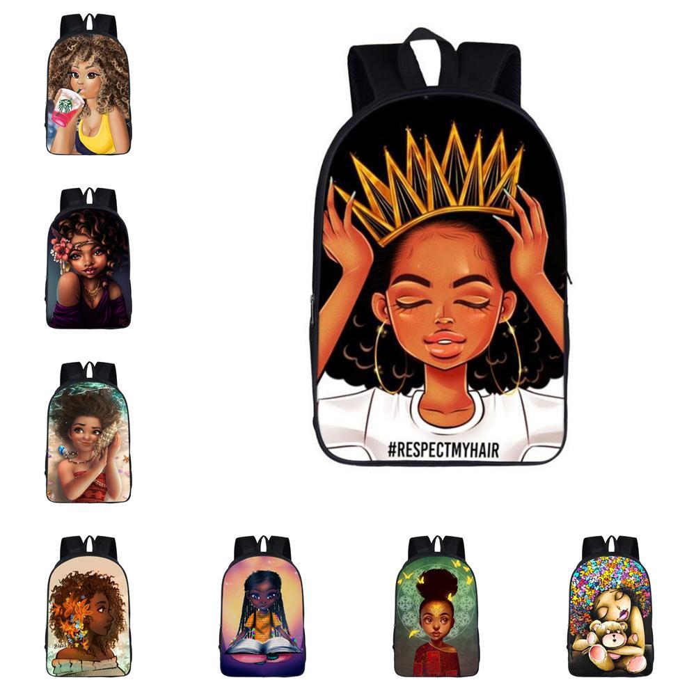 Señora Estudiante Mochila 32 diseños de moda niñas Impreso de gran capacidad de los niños mochilas de los estudiantes Schoolbags ZSS331 mochila de diseño