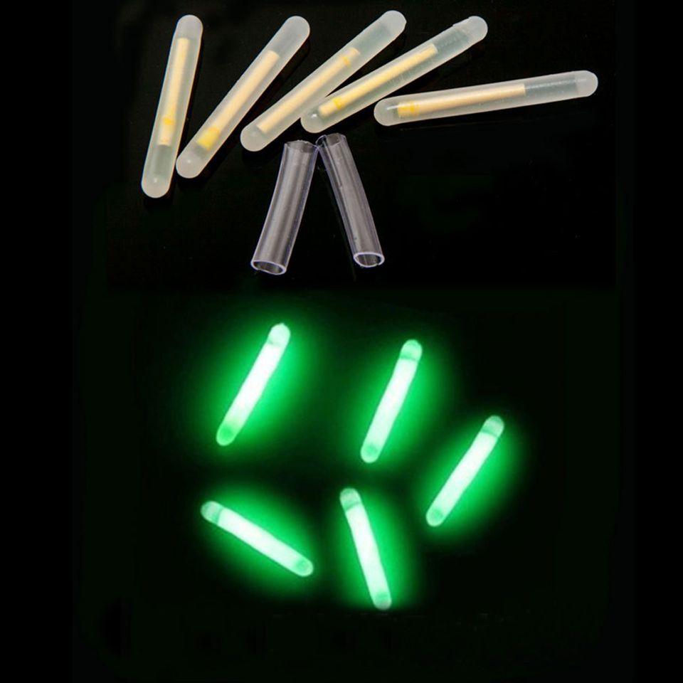 2020 Fishing Float Luminous Float Rubber Night Fluorescent Light
