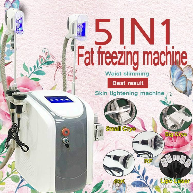 Good feedback cavitation tripolar rf face treatment machine lipo laser radio frequency face slimming beauty equipment