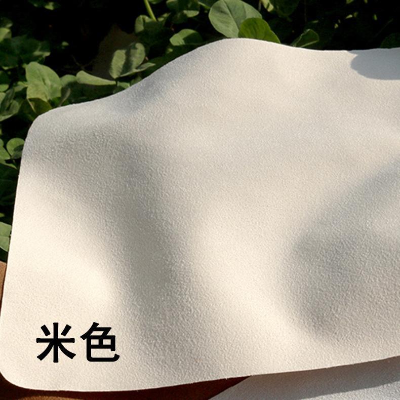 White Suede specchio Accessori per cellulari sacchetto di stoffa accessori per cellulari super fine set occhiali occhiali in fibra di stoffa borsa