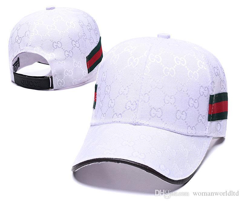 Mode Printemps Hip Hop Casquettes ajustables sport broderie de base-ball Chapeaux pour hommes et femmes Chapeaux Casquette Lettres Snapback Cap