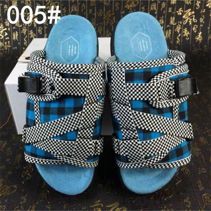 Hot Sale-pers Fashion Shoes Man And Women Lovers Casual Shoes Slippers Beach Sandals Outdoor Slippers Hip-hop Street Sandals