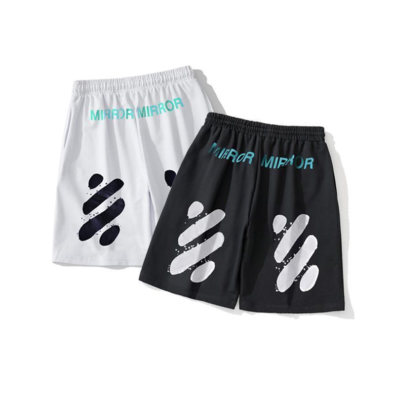 Pantalones cortos para hombres 2020 nuevos cortocircuitos ocasionales de los pantalones cortos de deporte de alta calidad de los hombres cómodos pantalones de cinco minutos al aire libre de los pantalones de diseño de tendencia SH2
