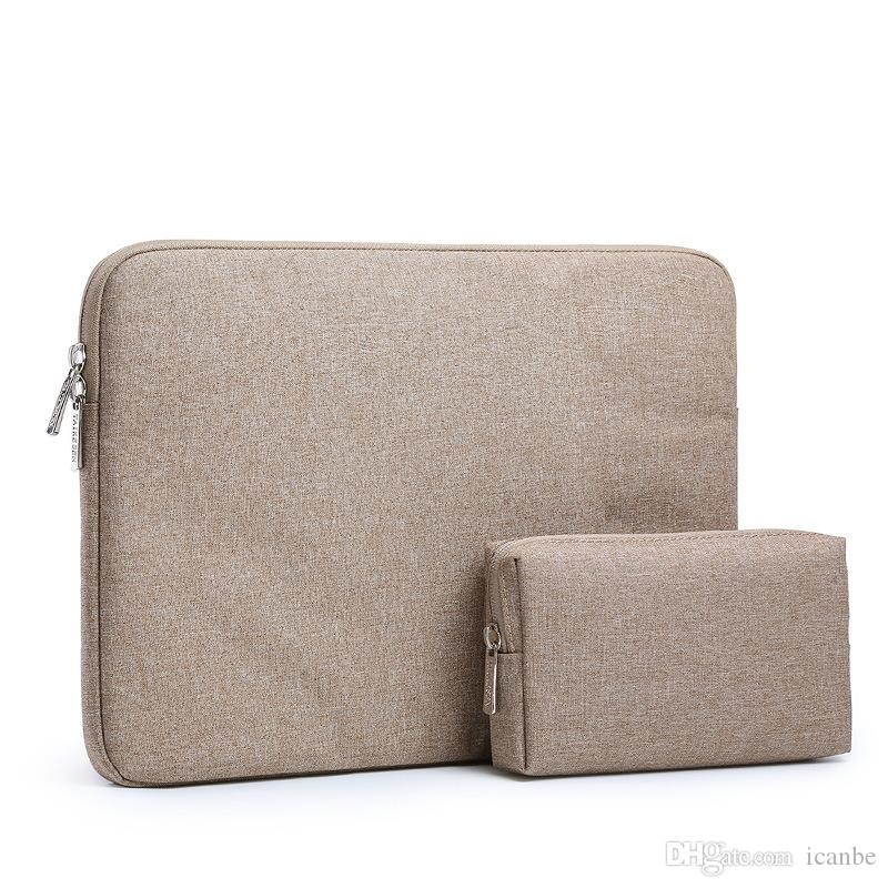 Portable Protective Case Bag for Macbook Air Pro Retina 11 12 13 15 inch Laptop Handbag Ultra Thin Lightweight Notebook Protector Pouch