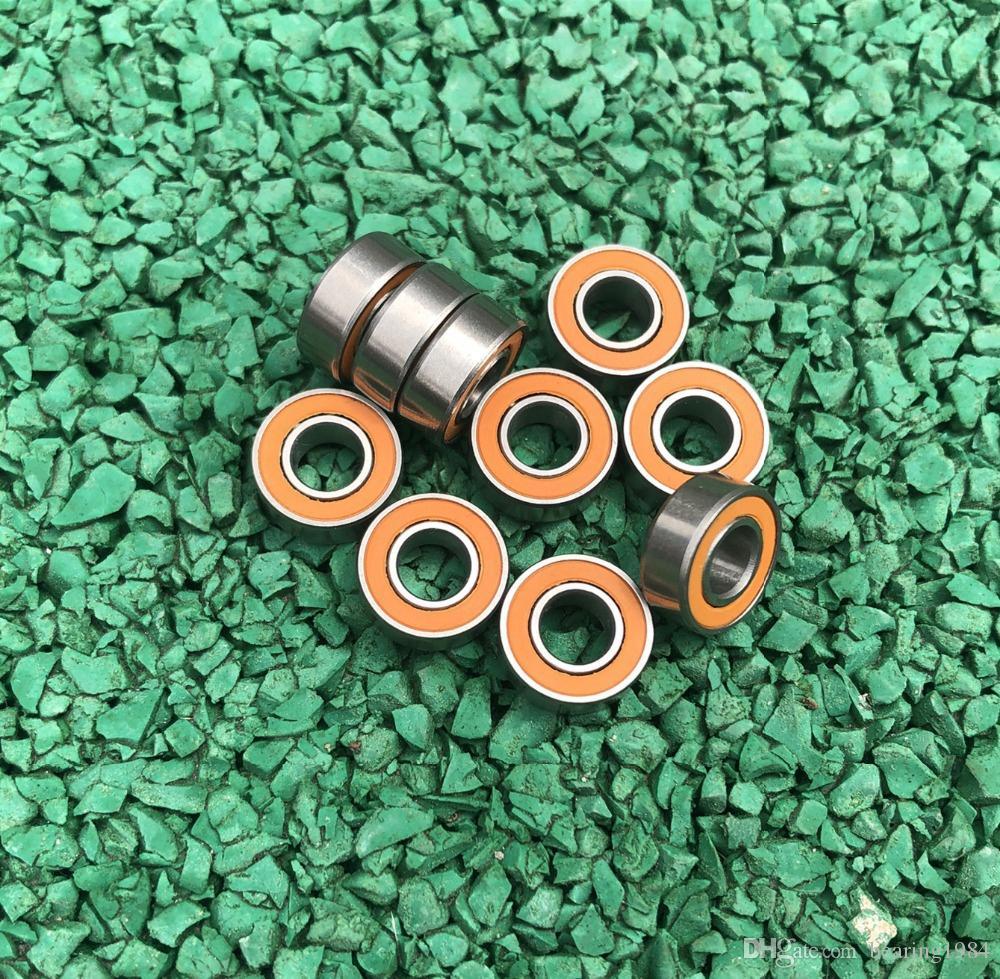 QTY 4 3x10x4 mm Hybrid Ceramic Ball Bearing Bearings ABEC-7 623-2RS S623-2RS