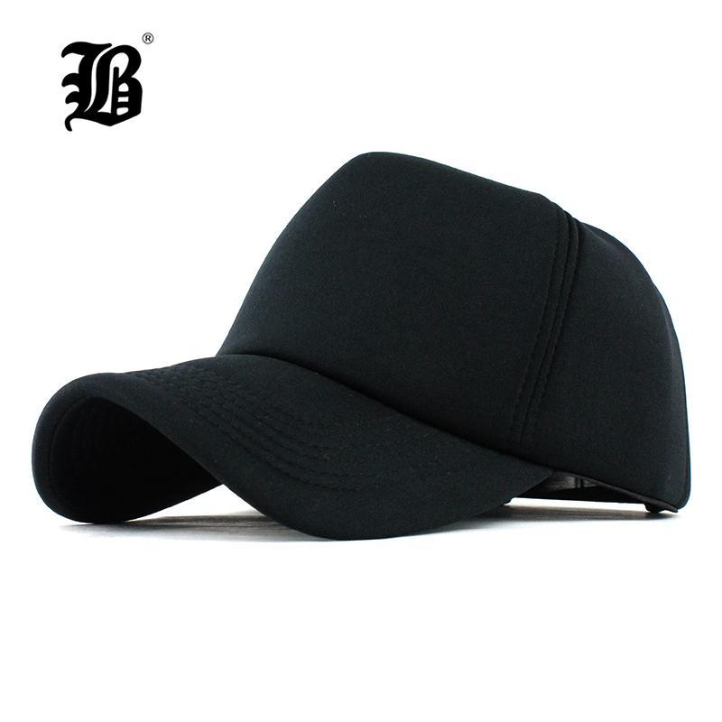 [FLB] Brand New 2018 High Quality Mens Winter Baseball Cap Hat Fashion Hats & Caps Men Thick warm Snapback Winter Caps F173