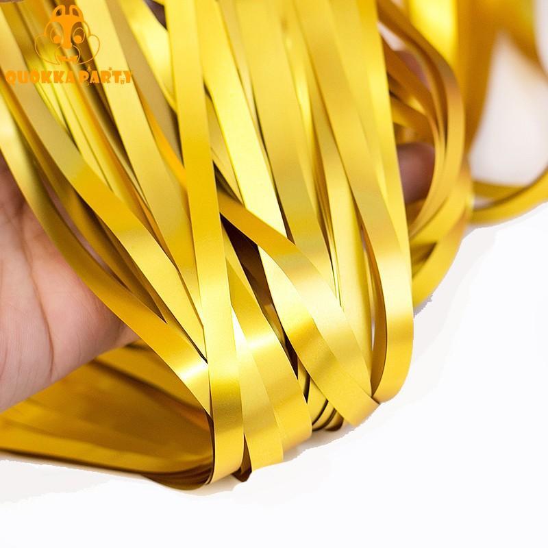 Sfondo di nozze cortina opaca metallizzata Foil Tinsel Tende di compleanno Baby Show decorazione del partito della Chiesa Curtain Photobooth fondale