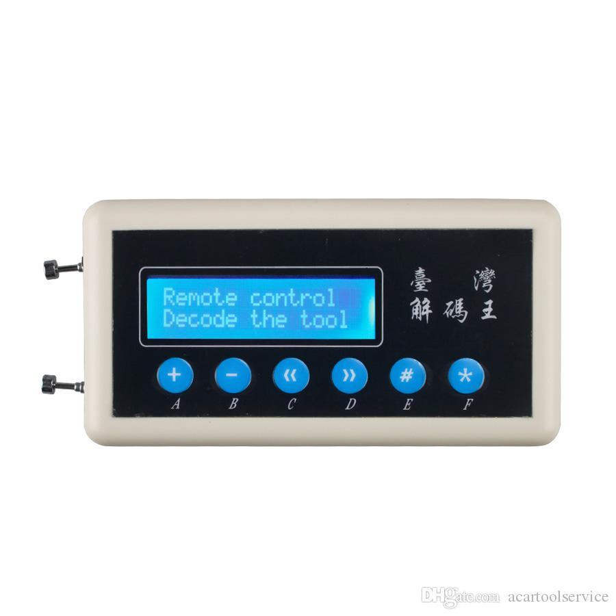ATS 315 Mhz 433 Mhz Controle Remoto Código de Controle Copiadora Chave Do Carro controle remoto Sem Fio Remoto Chave Detector de Código de Scanner